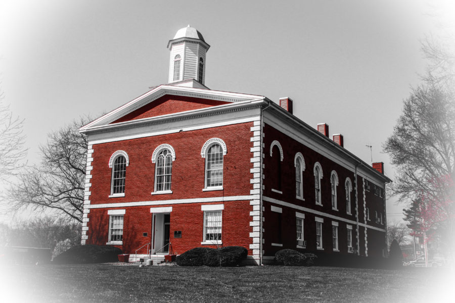 The Historic Iron County Courthouse - Ironton, MO