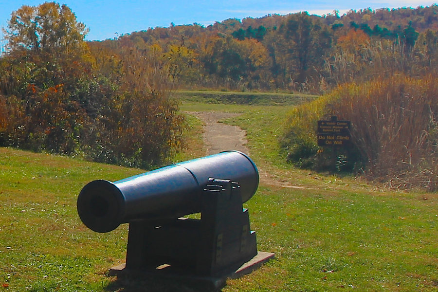 Battle of Pilot Knob State Historical Site - Pilot Knob, MO